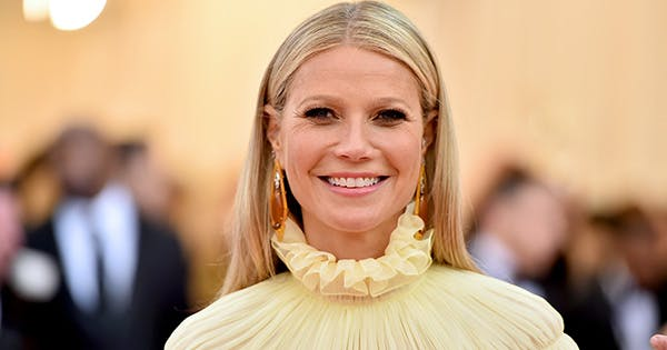 Gwyneth Paltrow Hosted a No-Makeup Dinner Everyone from Kate Hudson to Demi Moore Were Bare-Faced