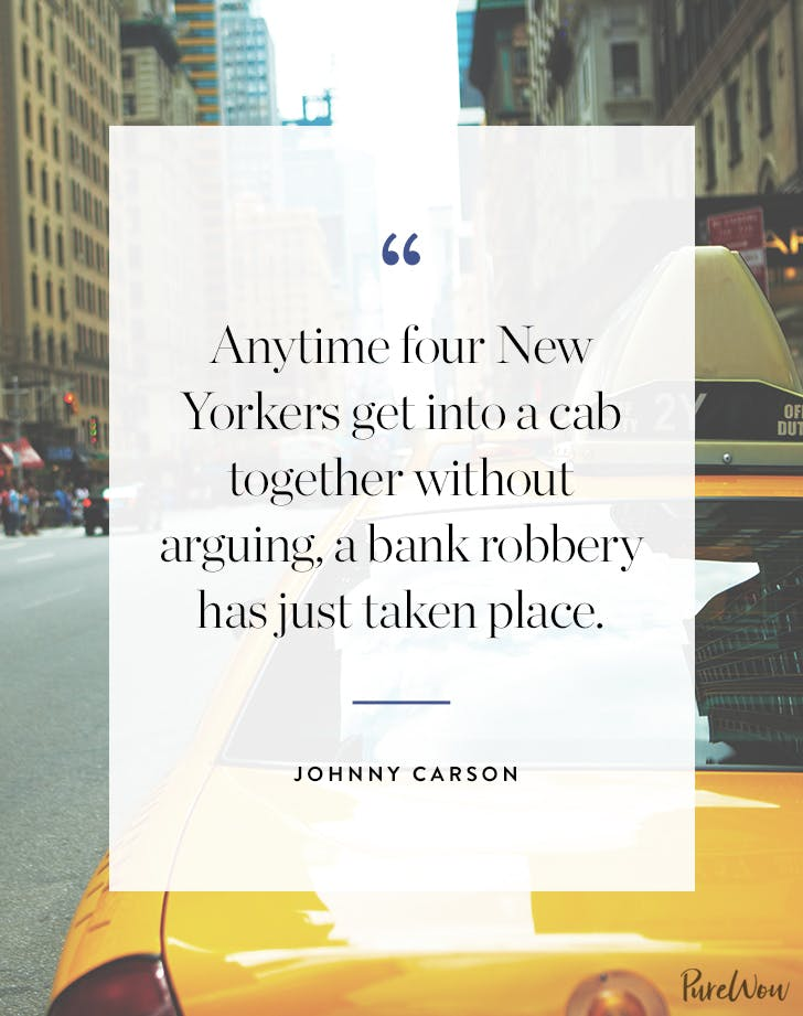 18 new york quotes about the greatest city on earth  purewow