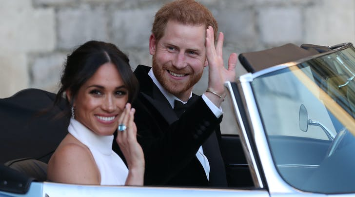 Whoa, Prince Harry & Meghan Markle's Last Official Day as Royals Is Next Tuesday