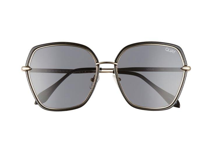 Quay Australia Verve 64mm Oversize Sunglasses