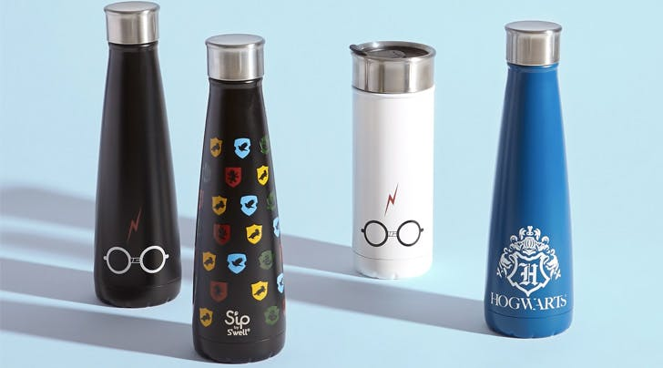S'well Is Now Selling Harry Potter Bottles to Bring Some Magic to Your Water Intake