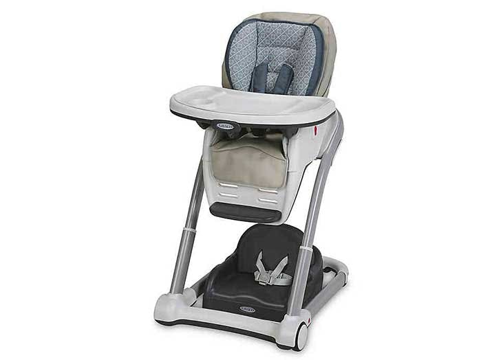best high chair graco blossom 6 in 1