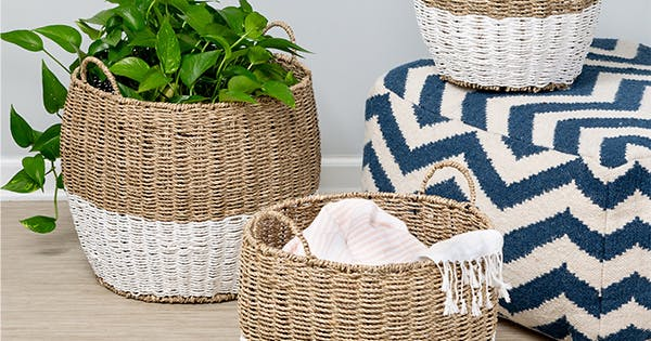 The 18 Best Storage Baskets to Hide Your Hot Mess of a Life