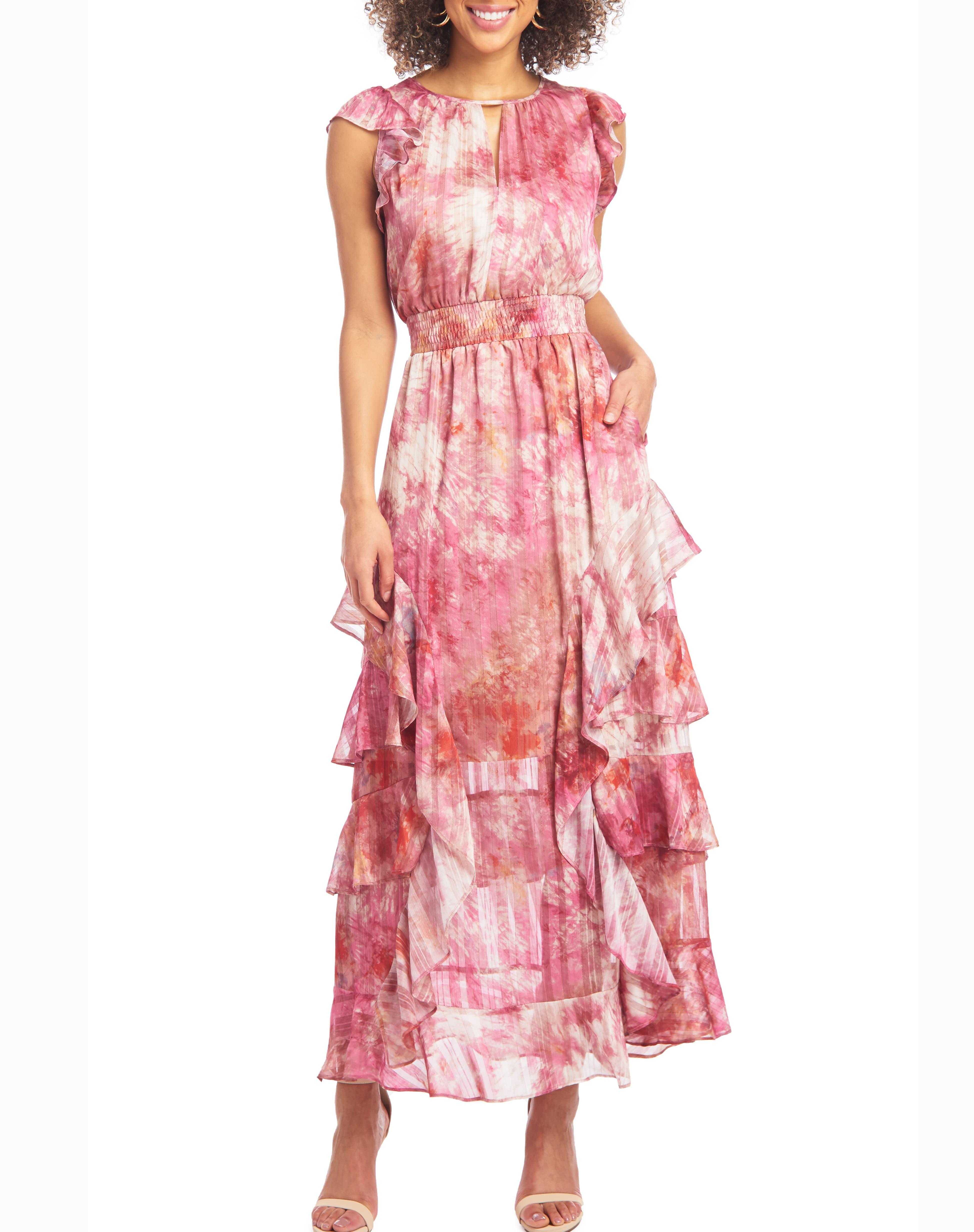 best wedding guest dresses los angeles tie dye