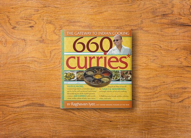best indian cookbook 660 curries raghavan iyer