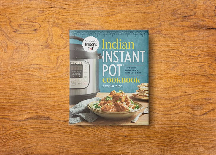 What's the Best Indian Cookbook, According to Indian Chefs