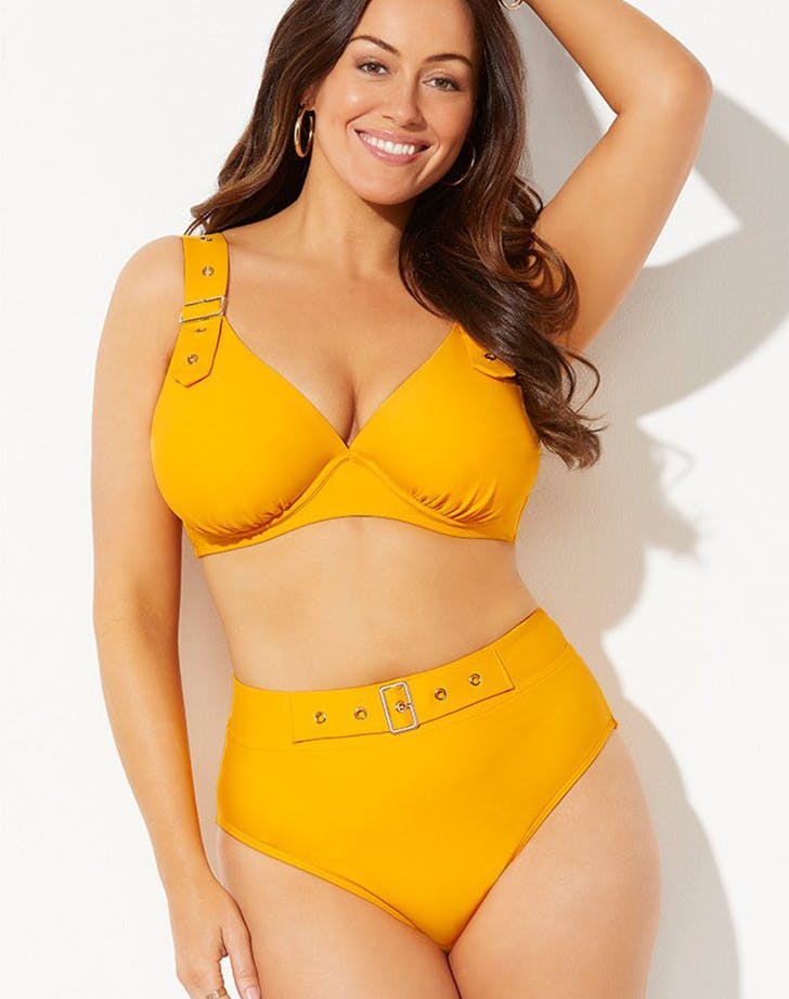 The Best Plus Size Swimwear To Shop In 2020 Purewow
