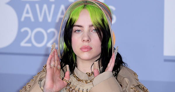 Billie Eilish's Latest 'Strange Addiction'? All Burberry Everything (Even Nails!)