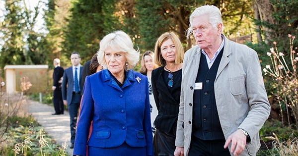 Is Camilla Parker Bowles Trying to Tell Us Something With Her Recent Fashion Choices?