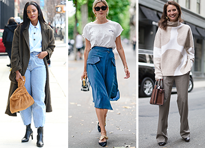 11 Casual Work Outfits We Can't Wait to