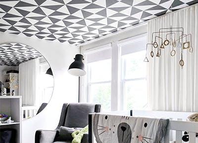 ceiling wallpaper 400