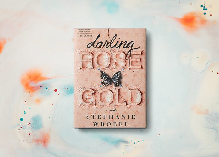 darling rose gold stephanie wrobel