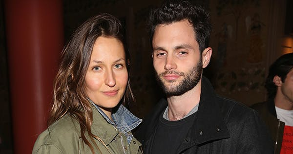 Penn Badgley Domino Kirke Announce Pregnancy with Emotional Caption Sweet Bump Pic