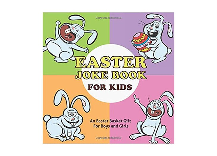 easter gifts joke book