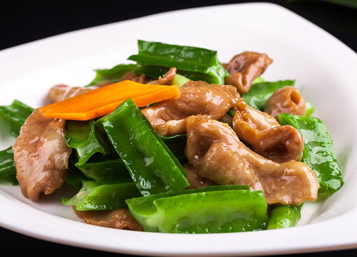 healthy chinese food moo goo gai pan