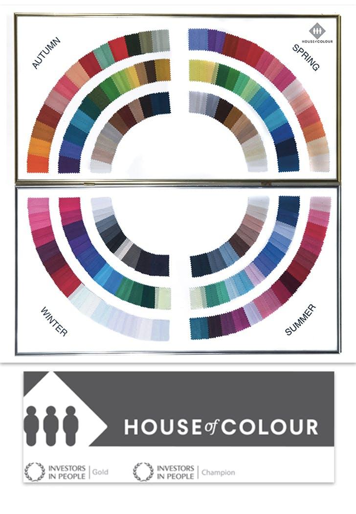 house of colour color wheel
