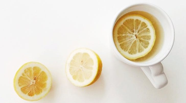 How to Make Lemon Water (Because You Might Be Doing It Wrong)
