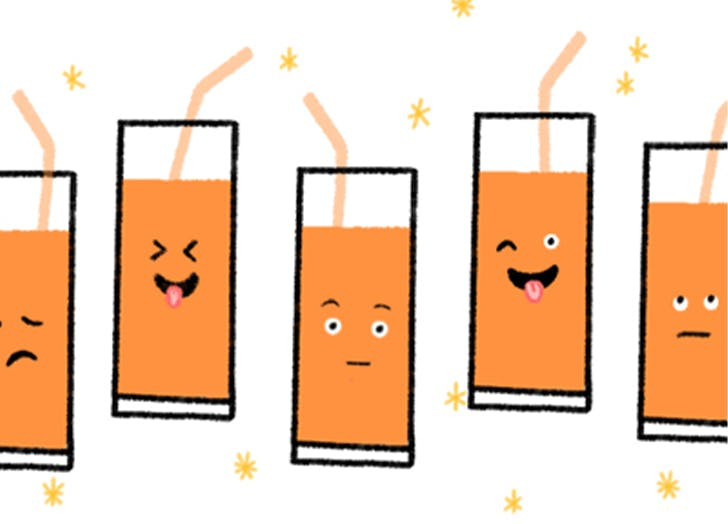 is orange juice good for you squ