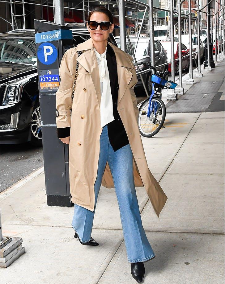 katie holmes jeans