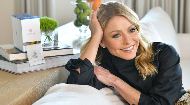 Kelly Ripa Says She Doesnt Blame Daughter Lola for Thinking She and Husband Mark Consuelos Are 'Repulsive'