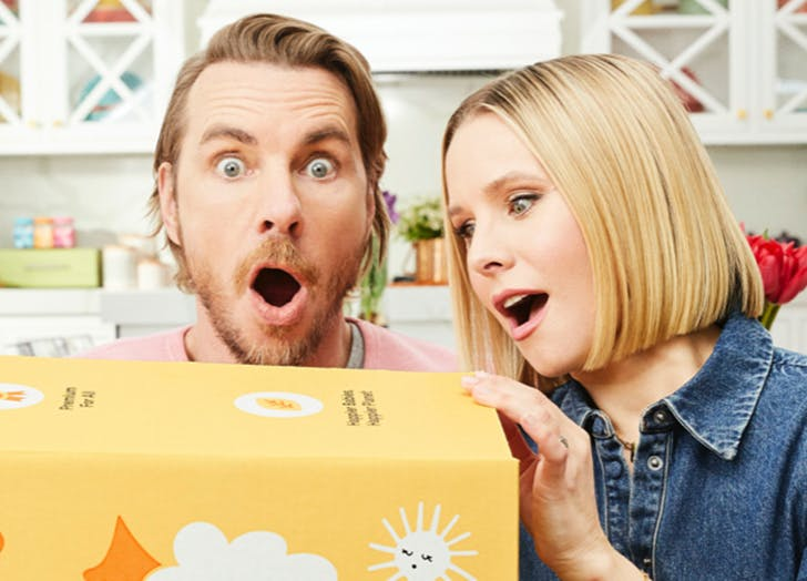 Kristen Bell and Dax Shepard Are Giving Away Free Hello Bello Diapers
