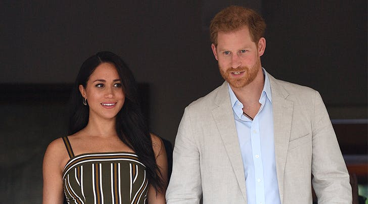 Meghan Markle & Prince Harry Are Headed Back to the U.K. for What Feels Like a Royal Tour