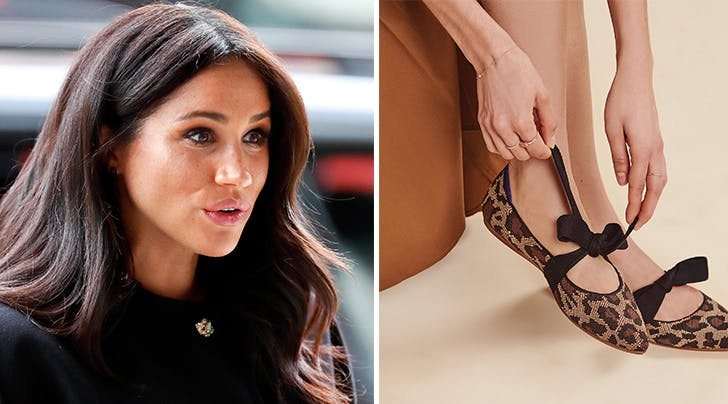 Meghan Markle's Favorite Sustainable Shoe Brand Just Launched a New Mary Jane