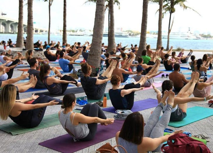miami fitness bayfront sq