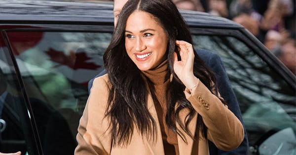 Meghan Markle's Favorite Adidas Sneakers Are Currently On Sale at Amazon