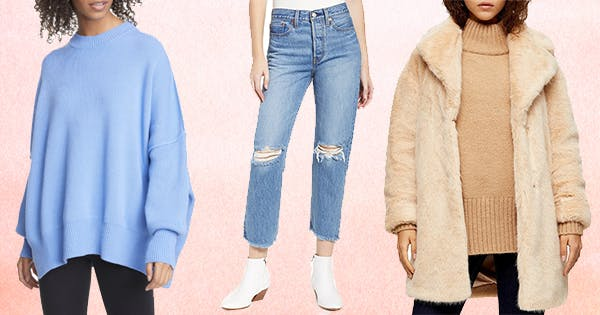 10 Things You Need to Buy from the Nordstrom Winter Sale, from Snakeskin Booties to Basic Leggings