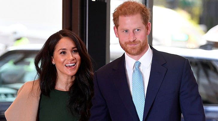Prince Harry & Meghan Markle Are Officially Closing their Buckingham Palace Office