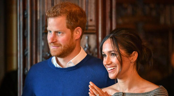 A New Prince Harry & Meghan Markle 'Royal Revolution' Special Is Coming to a TV Near You