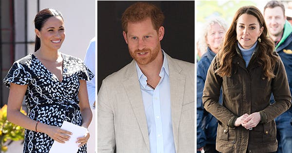 Royal News Roundup: Prince Harry Meghan Markle's Last Day as Royals, Buckingham Palace's Makeover More