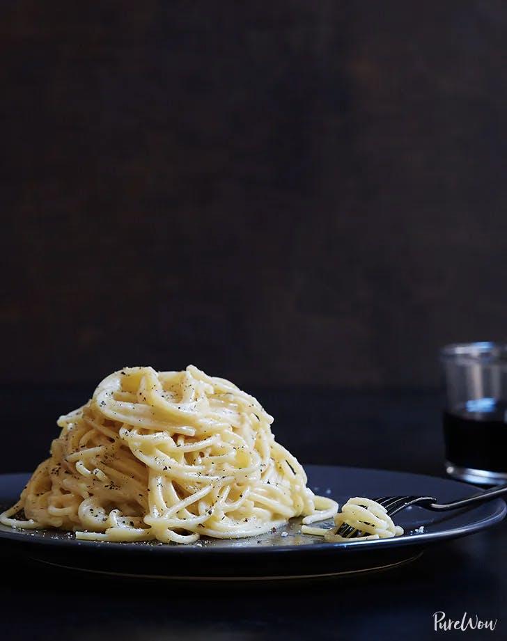 simple pasta recipes cacio e pepe