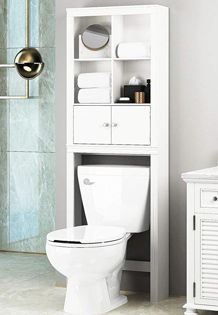Genius Storage Ideas For Small Spaces Purewow