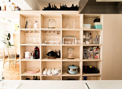 storage ideas for small spaces cat
