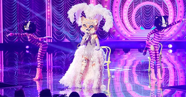 'The Masked Singer' Fans Think They Figured Out Who Kitty Is, But We're Not Convinced