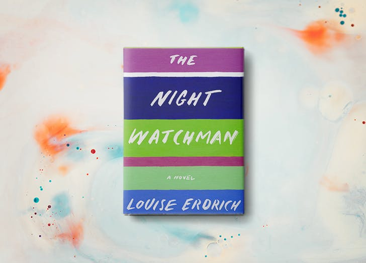 the night watchman louise erdrich