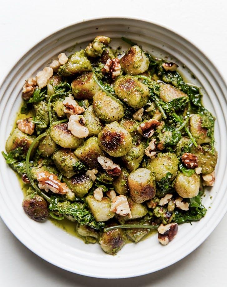 vegan cauliflower recipes vegan cauliflower gnocchi