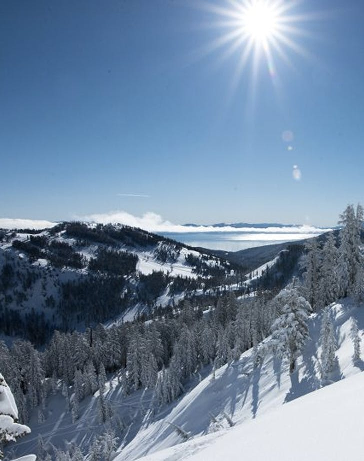 visiting squaw valley california in march