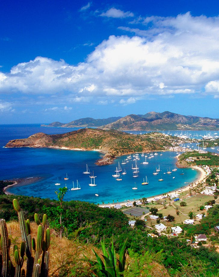 warm weekend getaways ANTIGUA