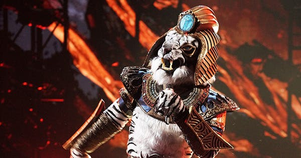 'The Masked Singer' Fans Are Convinced They Know Who the White Tiger Is (and We Think They're Right)
