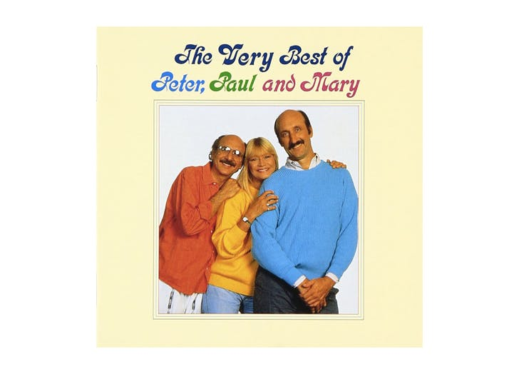 1.  The Very Best of Peter  Paul and Mary  by Peter  Paul and Mary