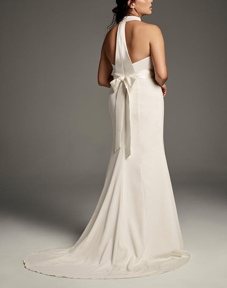 20 Halter Top Wedding Dresses Purewow