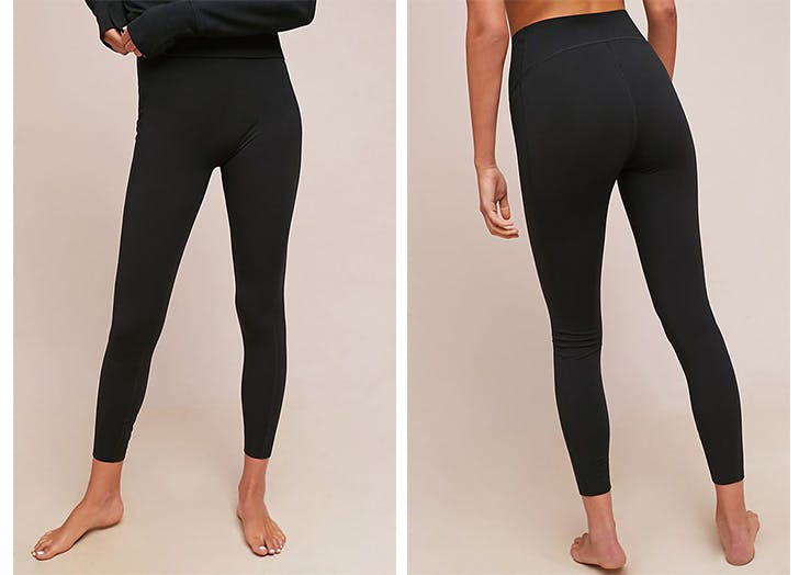 These Spanx Workout Leggings Are the Only Black Leggings That Aren't a Dog Hair Magnet