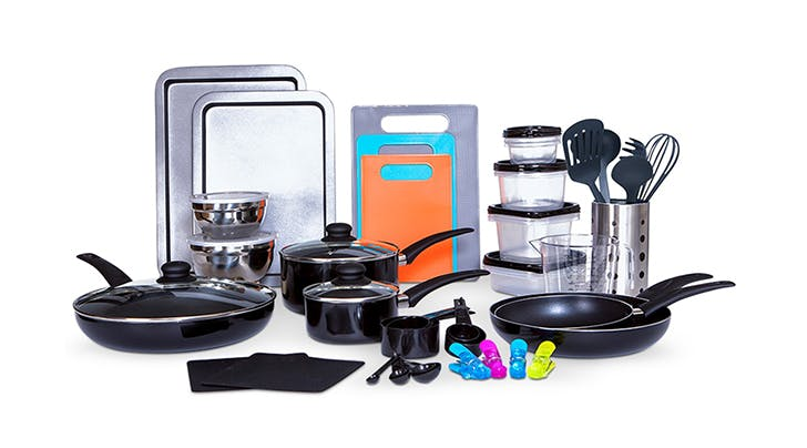 Upgrade Your Cooking Game with a $45 Kitchen-in-a-Box Set from Macy's