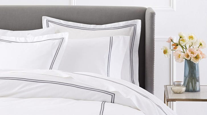 This Amazon Brand Duvet Cover Is Just as Luxe as Pottery Barn's (and It's Half the Price)