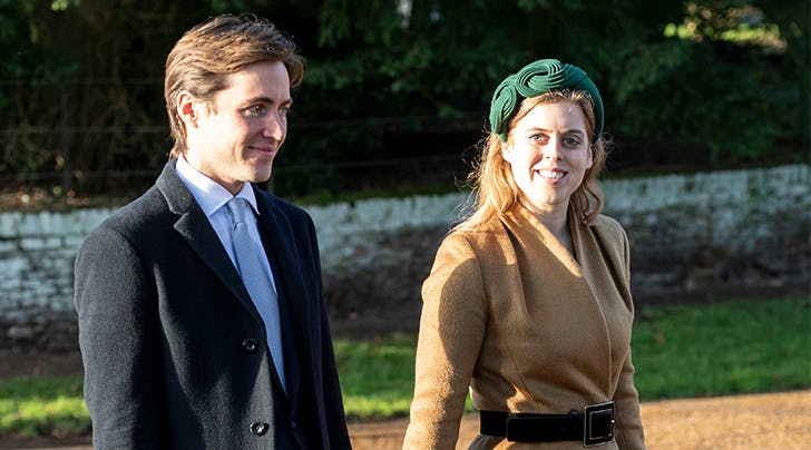Princess Beatrice S New Contessa Title Explained Purewow