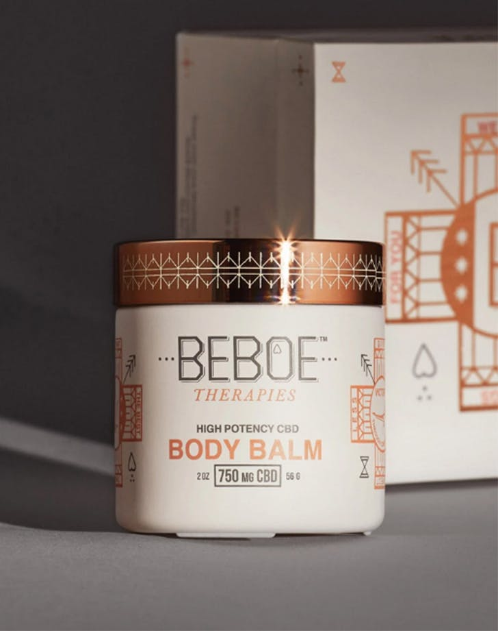 clean beauty beboe body balm