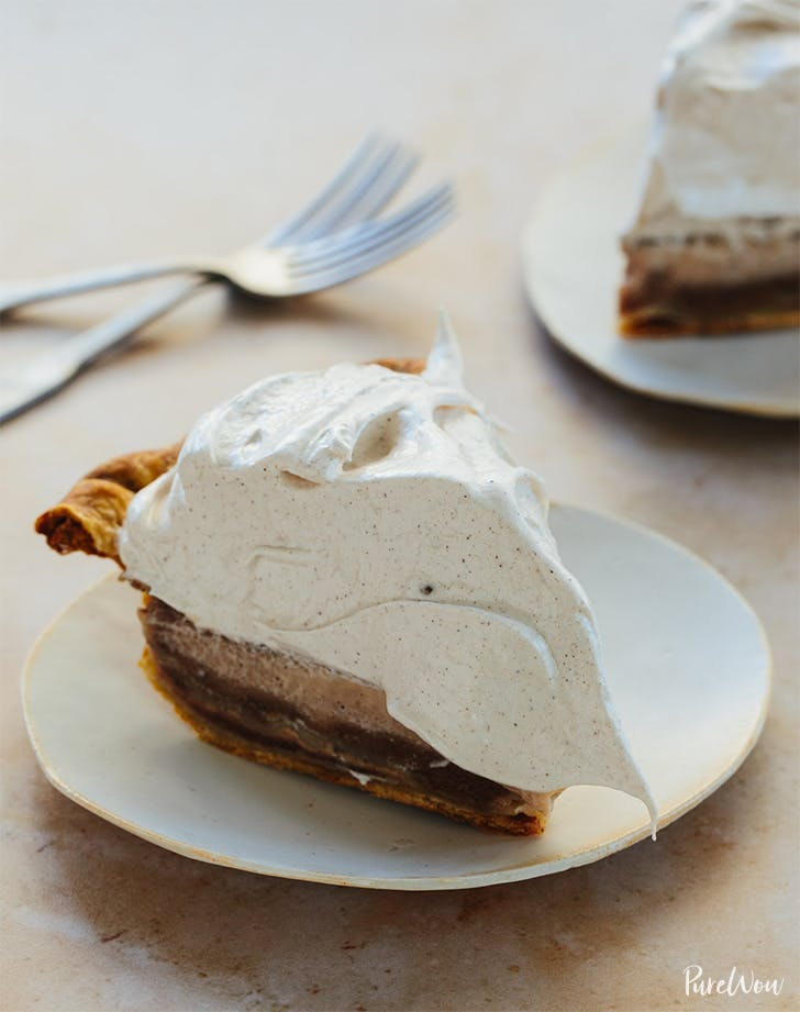 coronavirus baking projects cinnamon meringue pie recipe